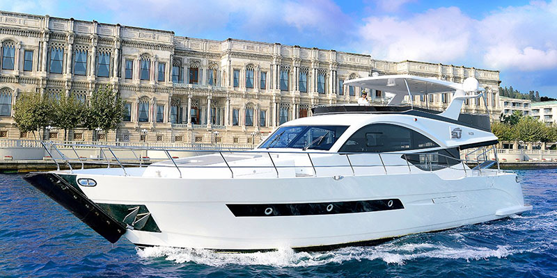 Istanbul Yacht hire, Motor Yacht Rental in Istanbul