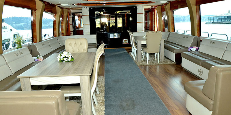 Istanbul Private Yacht Charter