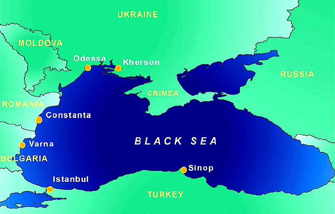 Unknown Facts About the Black Sea and Black Sea People