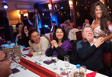 Istanbul Dinner Cruise, Bosphorus Dinner Cruise with Turkish Night Show