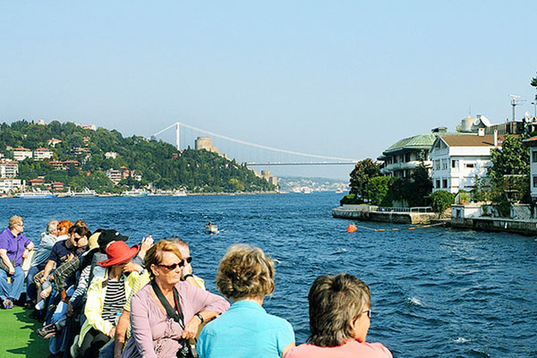 Istanbul Full-Day Bosphorus and Black Sea Cruise with Lunch