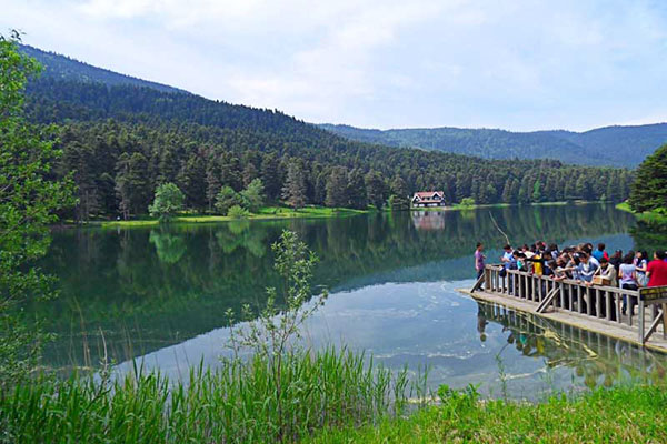 Sapanca Lake and Masukiye Full-Day Tour