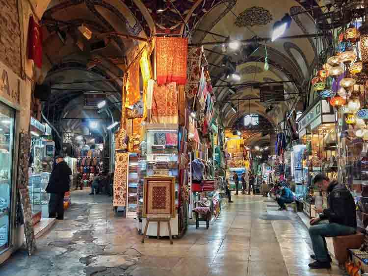 The Covered Bazaar