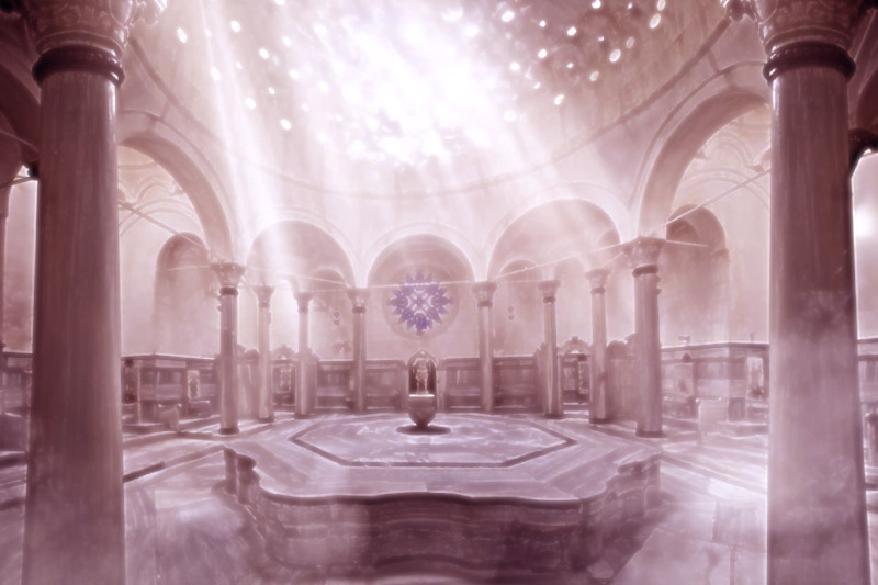 Go to a Tradational Turkish Bath