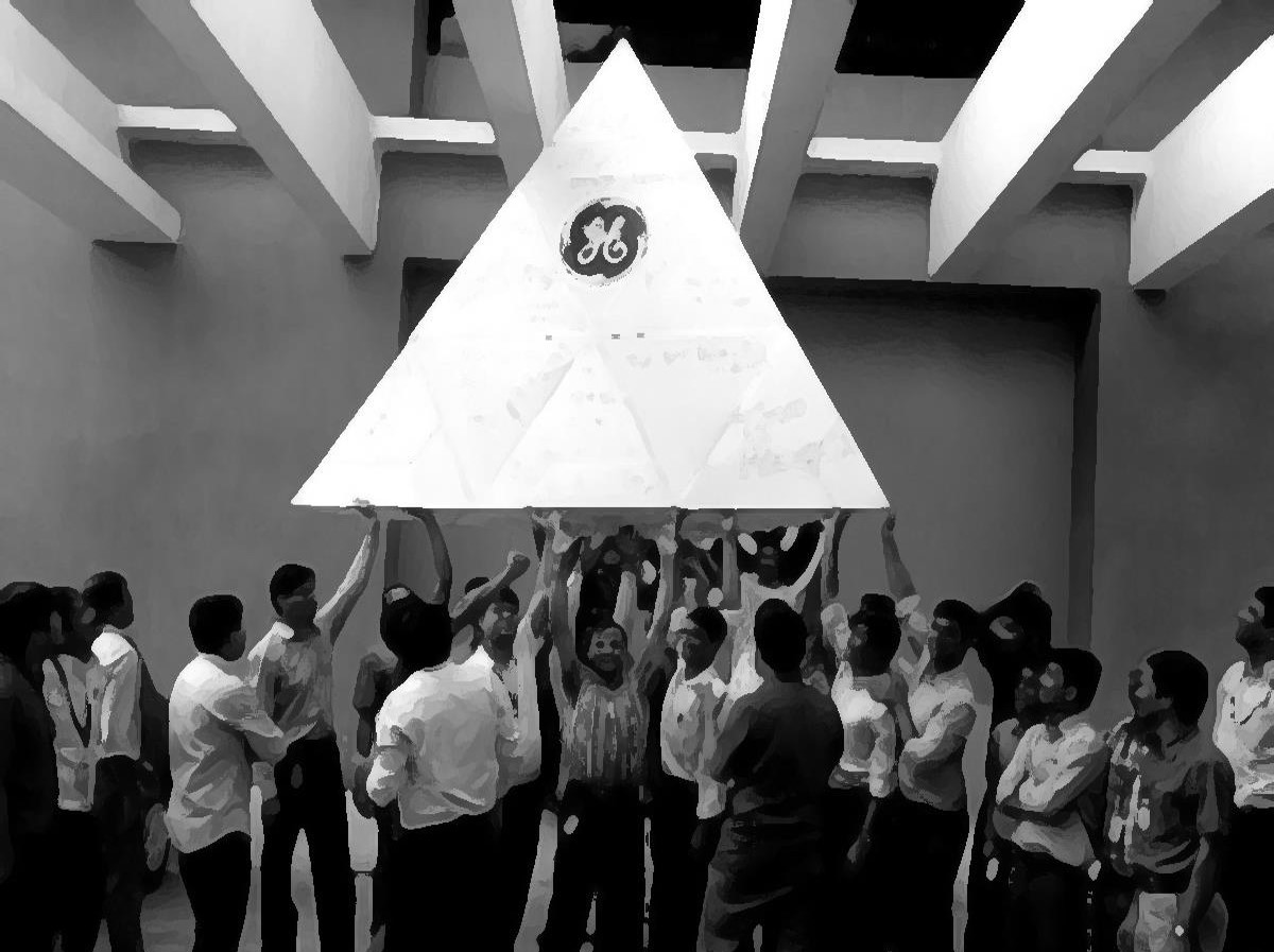 Pyramid of Success - A UNIQUE PYRAMID CAN BE GROW