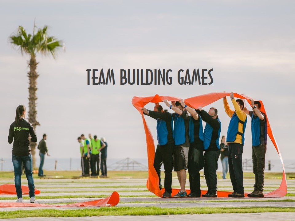 TEAM-BUILDING-GAMES