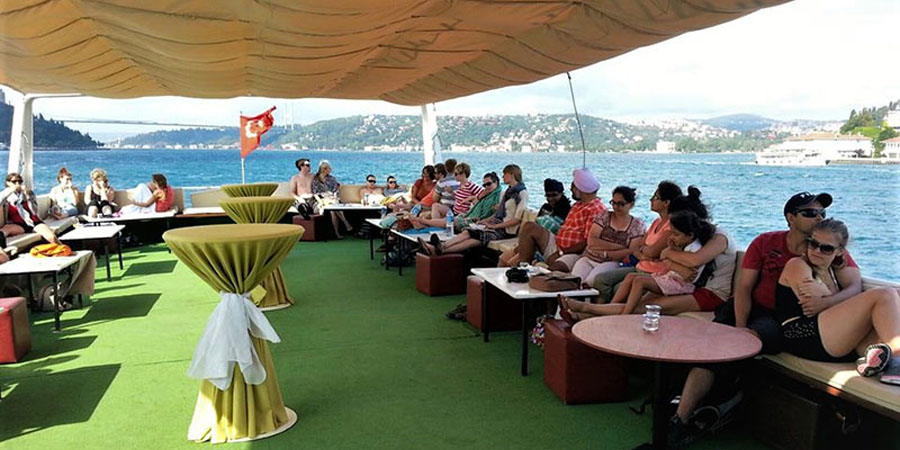 Istanbul Afternoon Bosphorus and Black Sea Cruise with Lunch