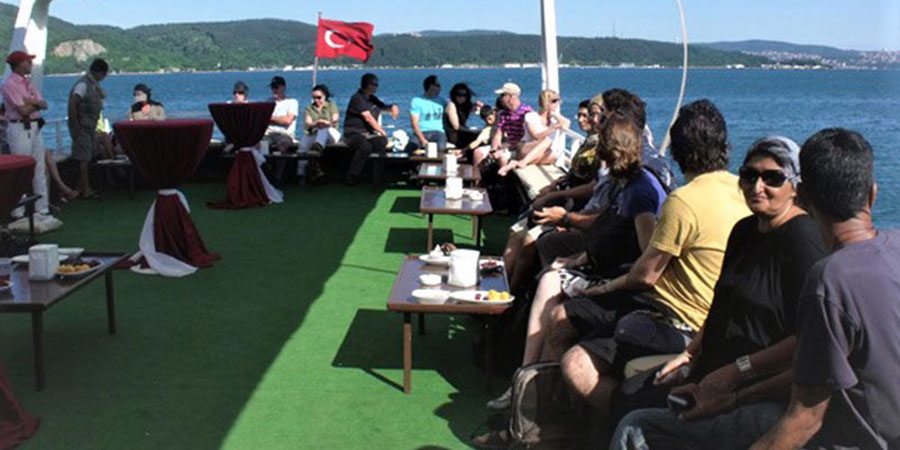 Istanbul Half-Day Morning Bosphorus Cruise, Istanbul Half-Day Morning Asian Side tour