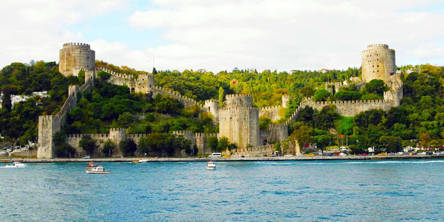 Istanbul Two Continents Cruise, Istanbul Beylerbeyi Palace tour